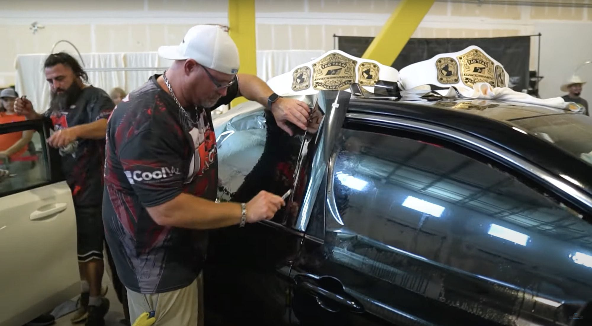 Window Tinting Competition Tinter Battles