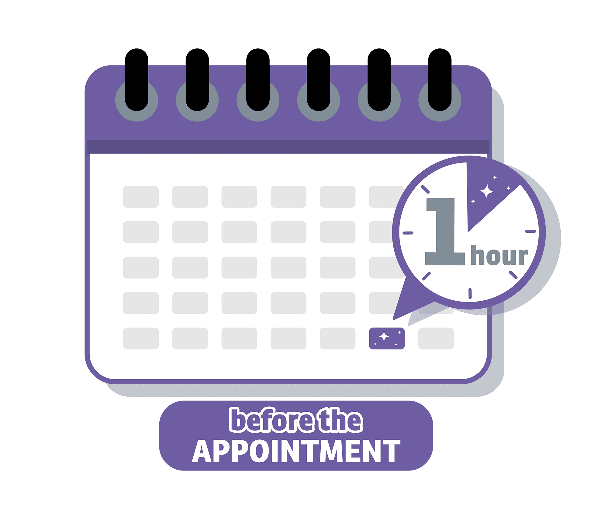Tint Wiz Appointment Reminder 1 Hour
