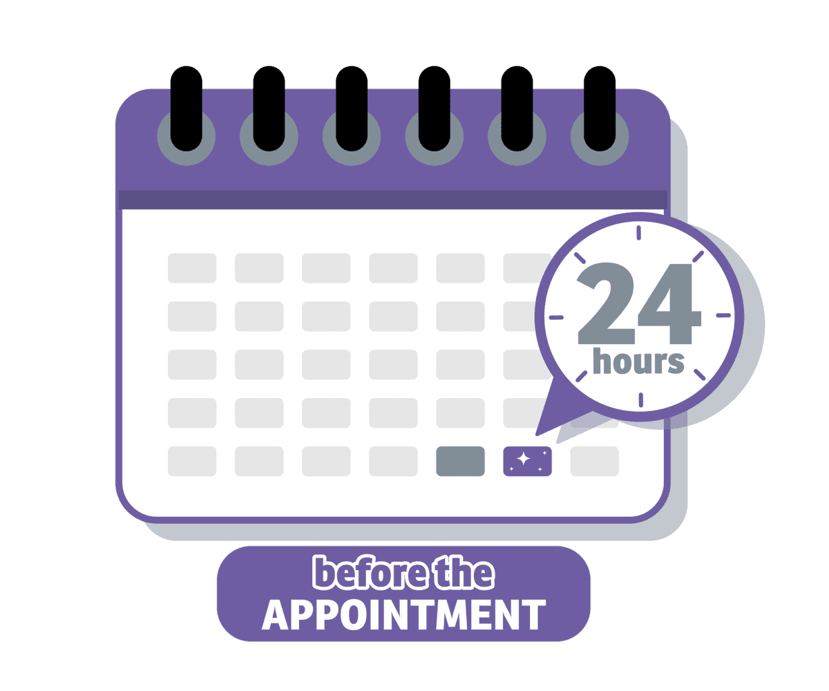 Tint Wiz Appointment Reminder